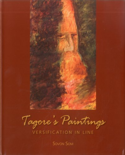 9788189738945: Tagore's Paintings: Versification in Line