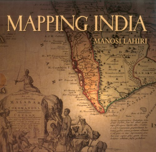 Mapping India: Manosi Lahiri