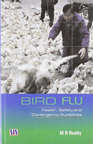 Bird Flu: Health, Safety & Contingency Guidelines (Hardback): Maddula R. Reddy
