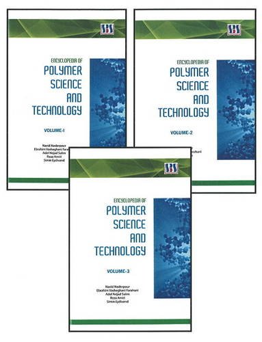 9788189741921: Encyclopedia of Polymer Science & Technology: 3-Volume Set