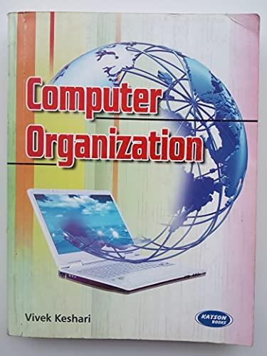9788189757151: Computer Organization