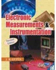 Electronic Instrumentation & Measurements: J.B. Gupta