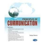 9788189757342: Principles of Communication