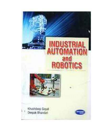 9788189757533: Industrial Automation & Robotics
