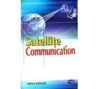 9788189757809: Satellite Communication (Uptu)