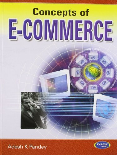 Concept of E-commerce: Adesh K. Pandey