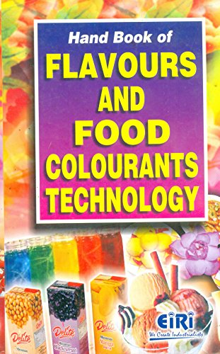 Hand Book of Flavours & Food Colourants: EIRI Board