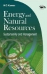 Energy and Natural Resources: Kumar H.D.