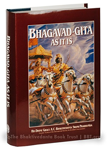 9788189782283: Bhagavad Gita As It Is (Kannada)