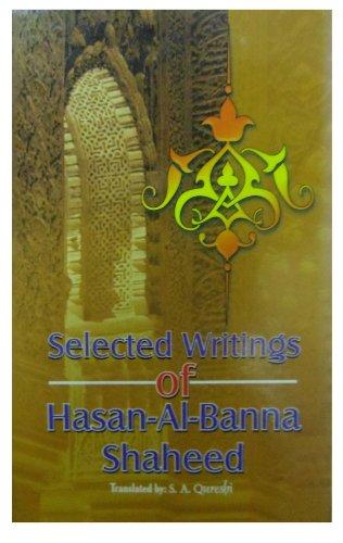 9788189784034: Selected Writings of Hassan Al Banna Shaheed
