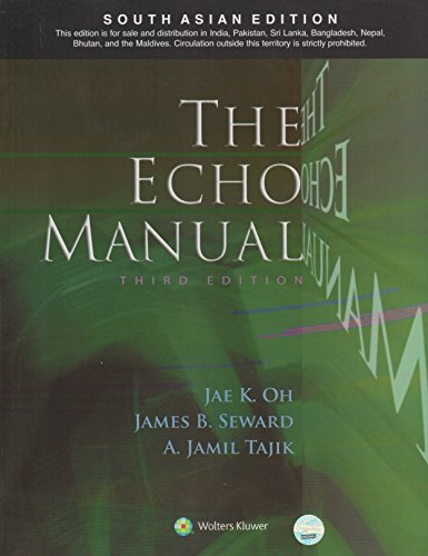 9788189836146: The Echo Manual, 3rd ed.