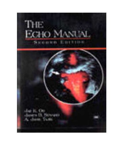 The Echo Manual (Third Edition): A. Jamil Tajik,Jae