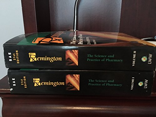 Remington: The Science and Practice of Pharmacy,: Remington