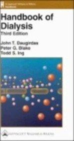 Handbook of Dialysis: Daugirdas