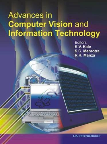 9788189866747: Advances in Computer Vision and Information Technology