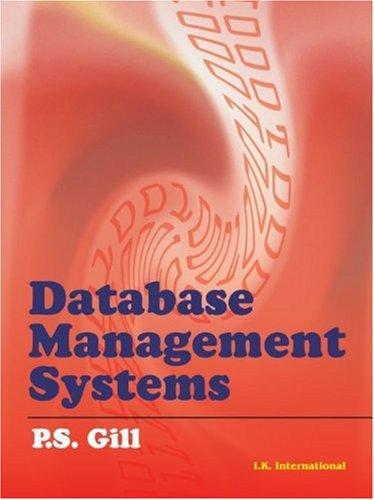 9788189866839: Database Management Systems