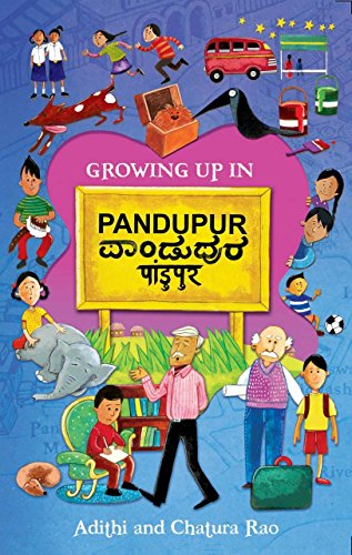 Growing Up in Pandupur: Adithi and Chatura