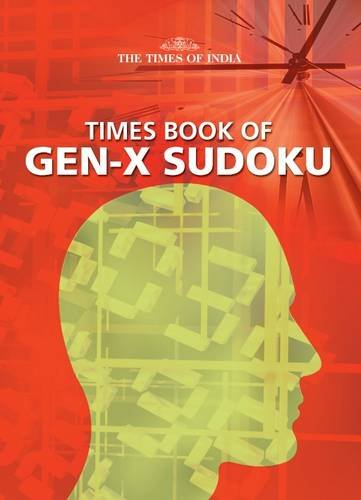 Gen-X Sudoku: Times Group Books