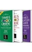 Times Food and Nightlife Guide Delhi - 2011: Ms. Marryam H Reshi,Ms. Vinita Dawra Nangia