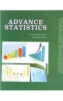 Advanced Statistics: Virender S. Poonia