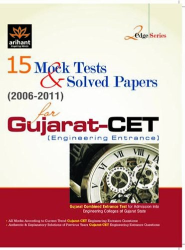 Gujarat CET Engineering Entrance Exam: Expert Compilations