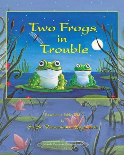 Two Frogs in Trouble: Paramahansa Yogananda