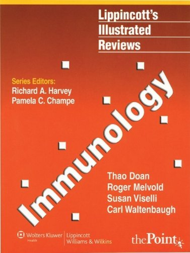 9788189960247: LIPPINCOTT'S ILLUSTRATED REVIEW IMMUNOLOGY WITH THE POINT ACCESS SCRATCH CODE 1ST EDITION