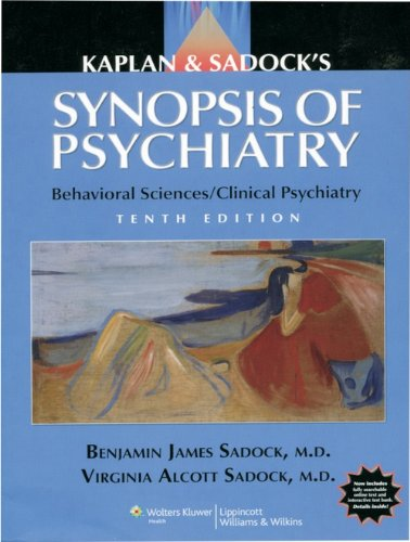 9788189960377: Kaplan and Sadock's Synopsis of Psychiatry: Behavioral Sciences/Clinical Psychiatry