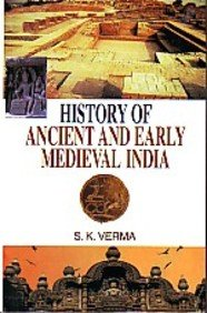 9788189972486: History of Ancient and Early Medieval India