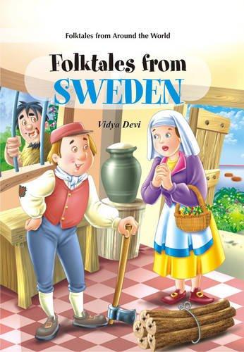 9788189973421: Folktales from Sweden