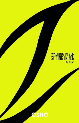 9788189975593: Walking in Zen Sitting in Zen