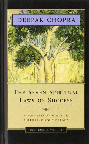 9788189988043: Seven Spiritual Laws of Success