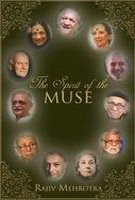 9788189988869: The Spirit Of The Muse: Conversations on the Journeys of Artists