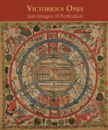 Victorious Ones: Jain Images of Perfection: Phyllis Granoff (ed.)