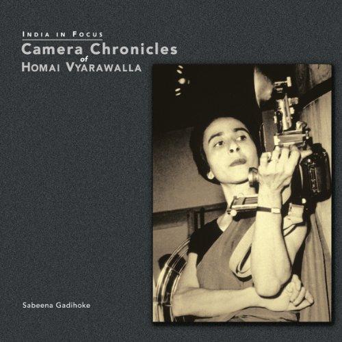 9788189995461: India In Focus: Camera Chronicles of Homai Vyarawalla