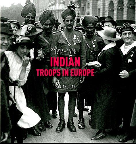 9788189995478: Indian Troops in Europe 1914-1918