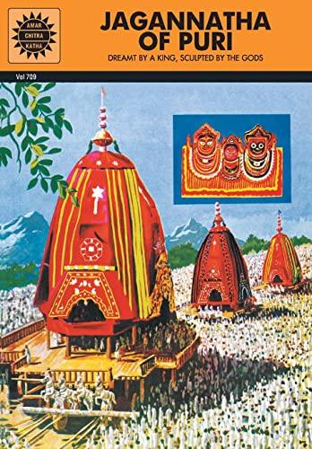 Jagannatha of Puri (Vol. 709): Amar Chitra Katha