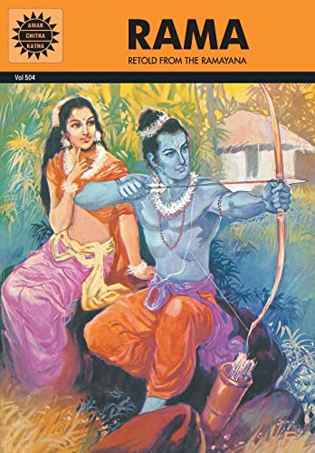 Rama: Retold from the Ramayna ( Amar: Anant Pai