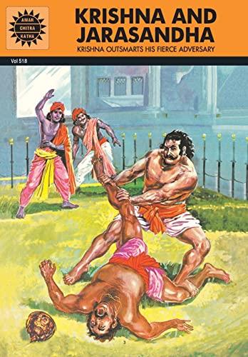 Krishna And Jarasandha (518): KAMALA CHANDRAKANT