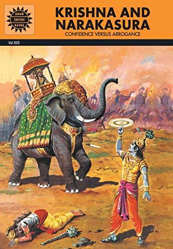 9788189999421: Krishna And Narakasura (522)