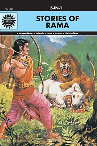 Stories of Rama 5 in 1: (Amar: Anant Pai