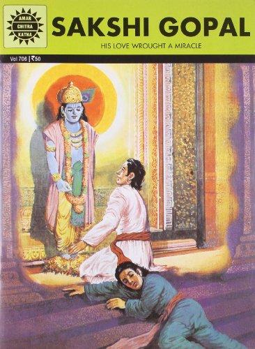 Sakshi Gopal: His Love Wrought a Miracle: Amar Chitra Katha