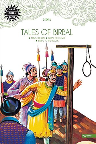 9788189999841: Tales of Birbal (3 in 1)