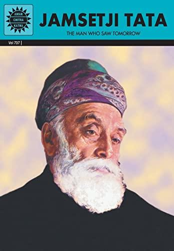 Jamsetji Tata (737): Amar Chitra Katha