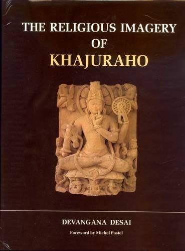 9788190018418: Religious Imagery of Khajuraho