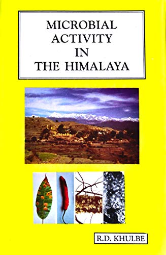 9788190020930: Microbial activity in the Himalaya