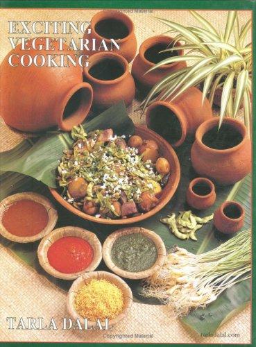 Exciting Vegetarian Cooking: Dalal, Tarla