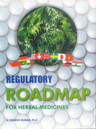 9788190078894: Regulatory Roadmap for Herbal Medicines