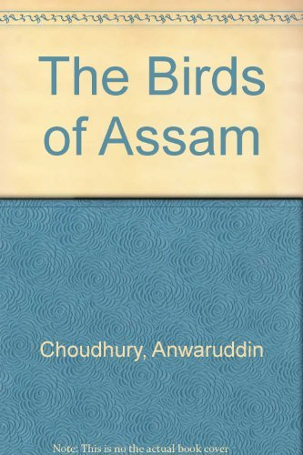 9788190086615: The Birds of Assam