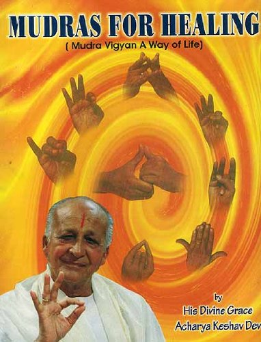 9788190095402: Mudras for Healing ; Mudra Vigyan : A Way of Life